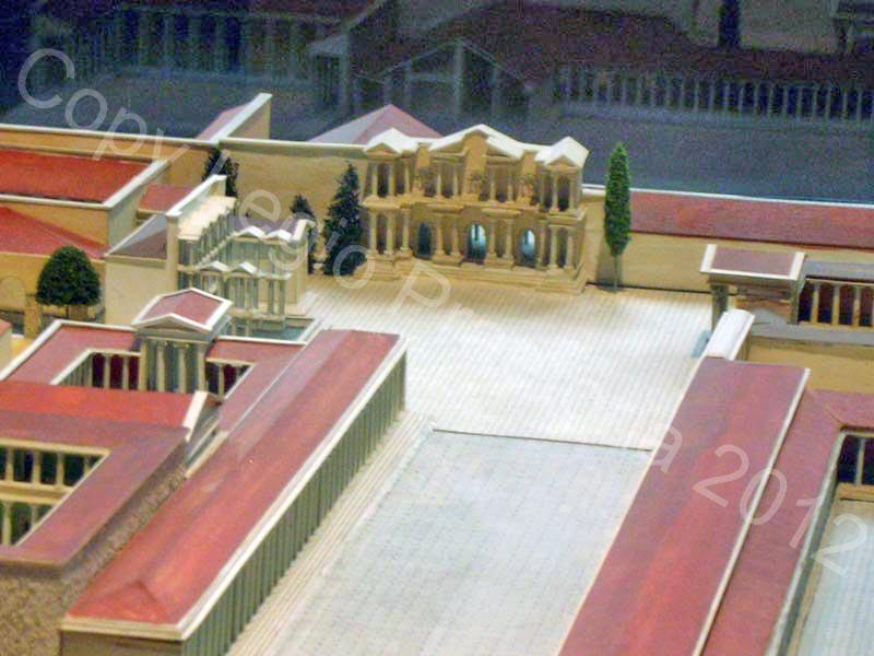 Berlino 26 30 luglio 2012 06 berlino pergamon 01 - Porta di mileto ...